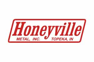 Logo: Honeyville Metal