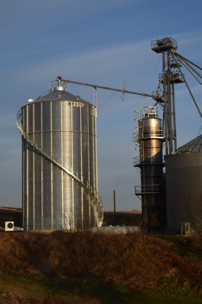 Grain Bins - TAM Systems